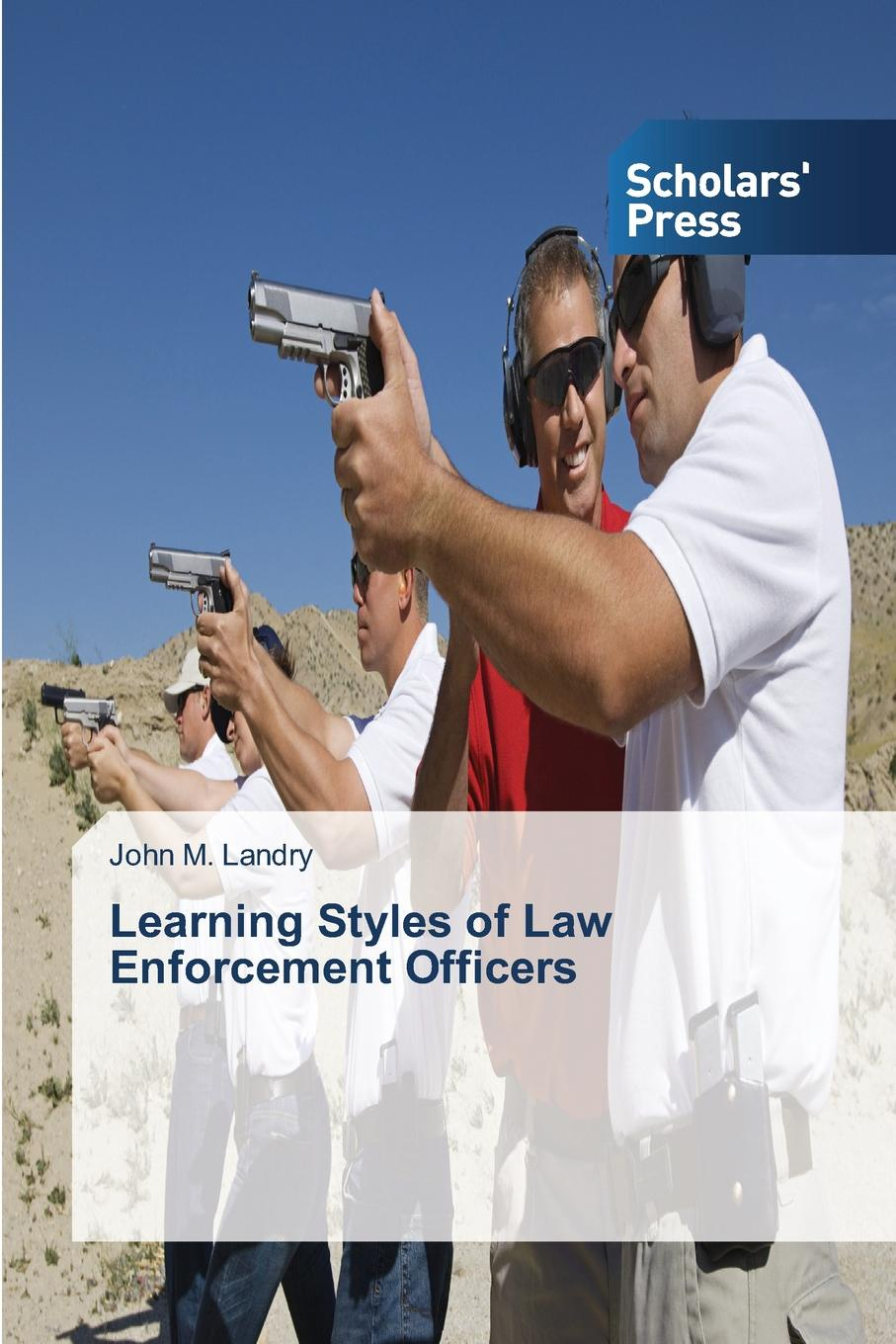 Landry John M. Learning Styles of Law Enforcement Officers steven croft roger walton learning for ministry making the most of study and training
