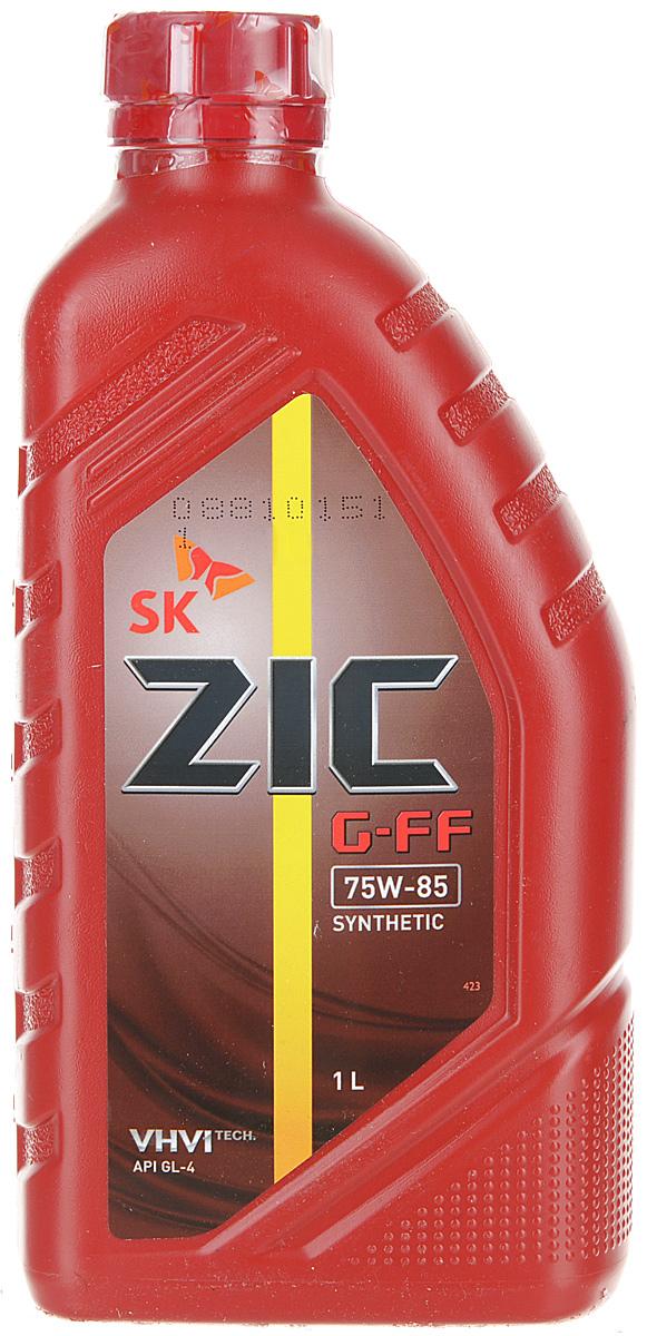 Трансмиссионное масло ZIC G-FF, синтетическое, 75W-85, 1 л цена в Москве и Питере