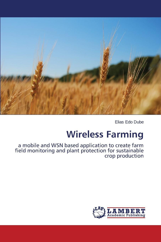 Dube Elias Edo Wireless Farming rajput nitendra speech in mobile and pervasive environments