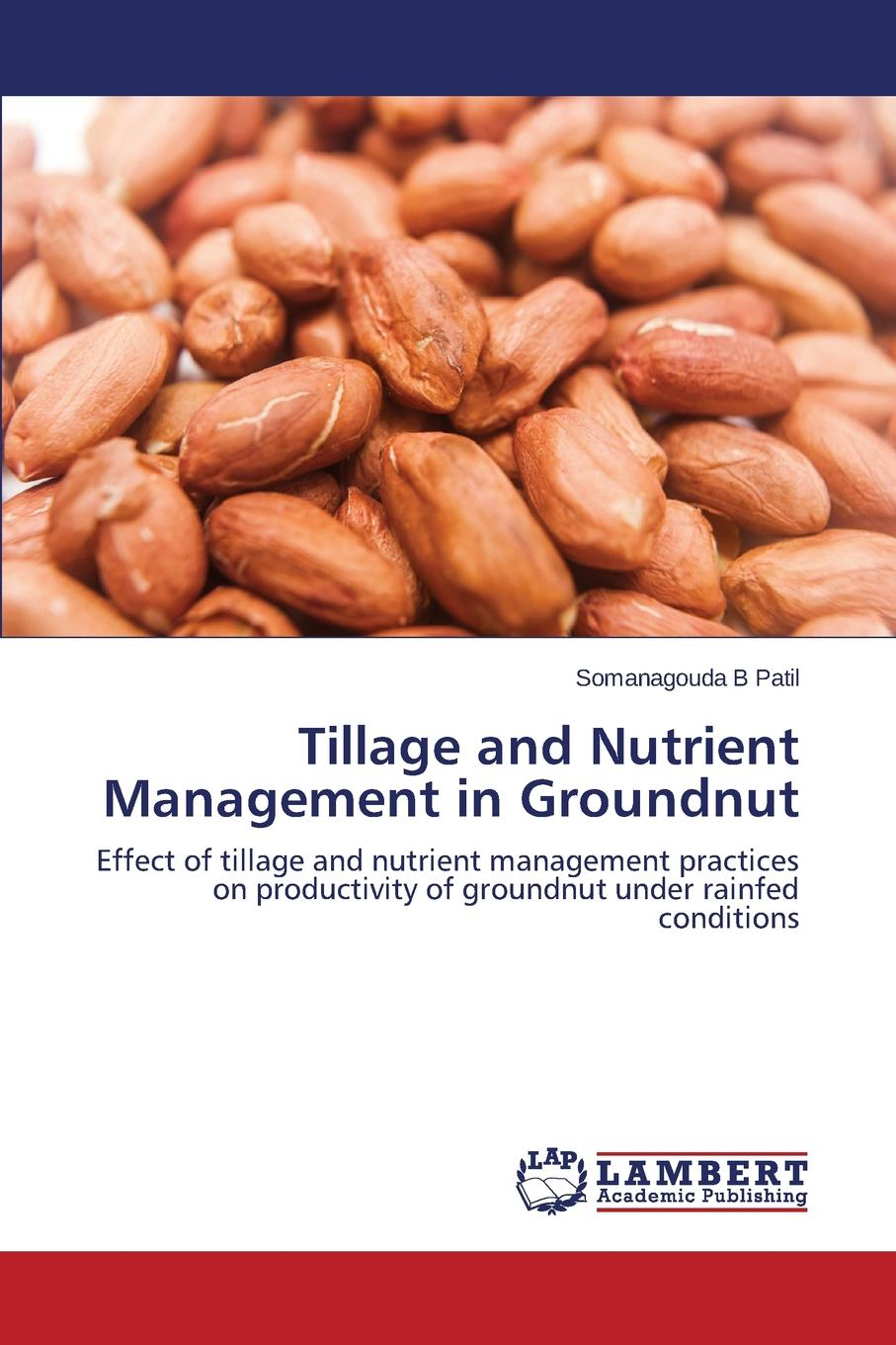 Patil Somanagouda B Tillage and Nutrient Management in Groundnut bio fertilization for rice and residual effect on sequent crop