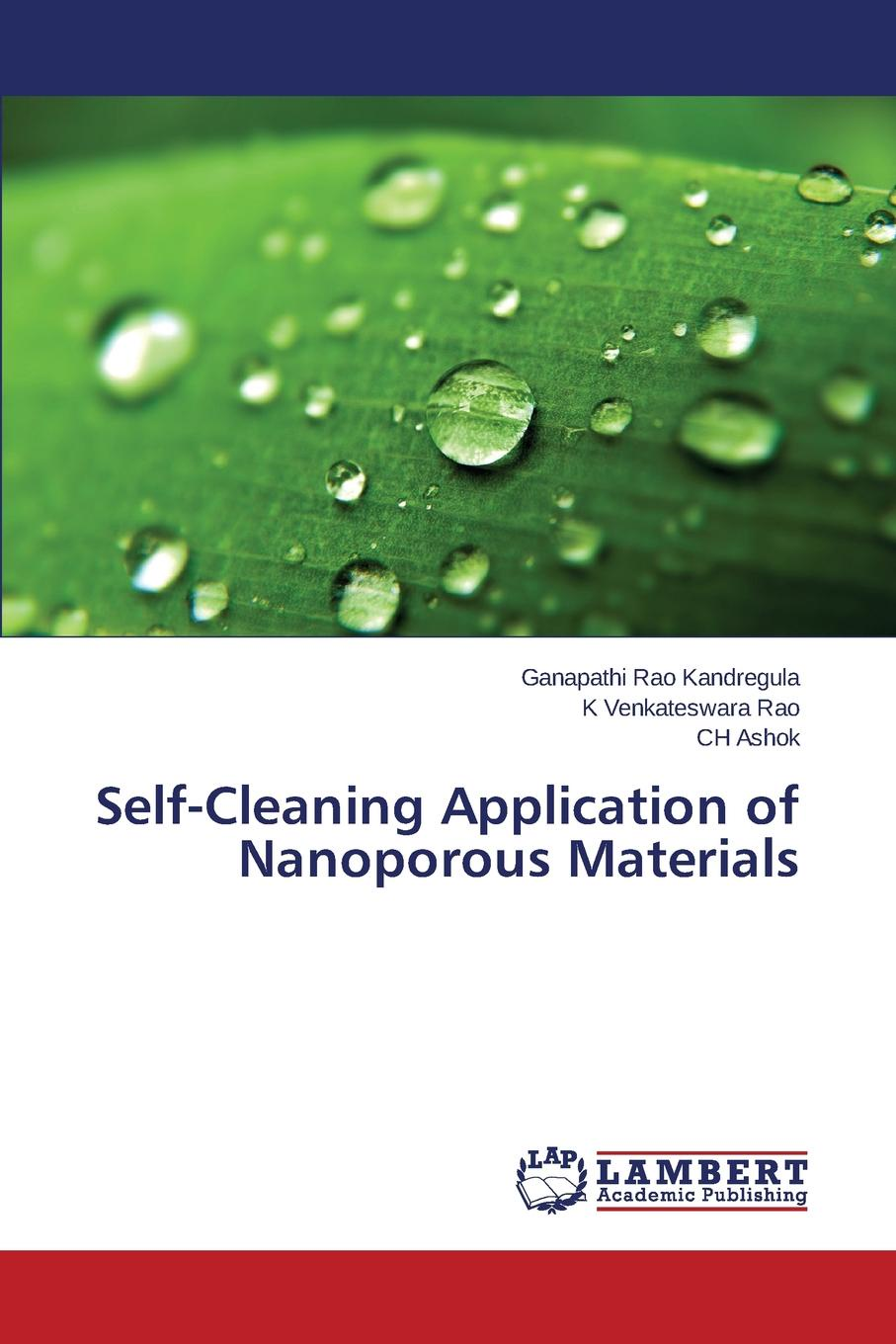Kandregula Ganapathi Rao, Venkateswara Rao K, Ashok CH Self-Cleaning Application of Nanoporous Materials дефлектор капота sim skicee1212 для kia ceed 2012 2015