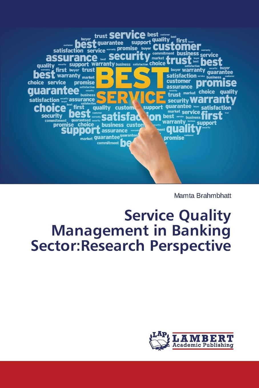 Brahmbhatt Mamta Service Quality Management in Banking Sector. Research Perspective surprise primary 2 test book