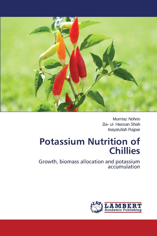 Фото - Nohrio Mumtaz, Shah Zia- ul- Hassan, Rajpar Inayatullah Potassium Nutrition of Chillies charles mischke c aquaculture pond fertilization impacts of nutrient input on production