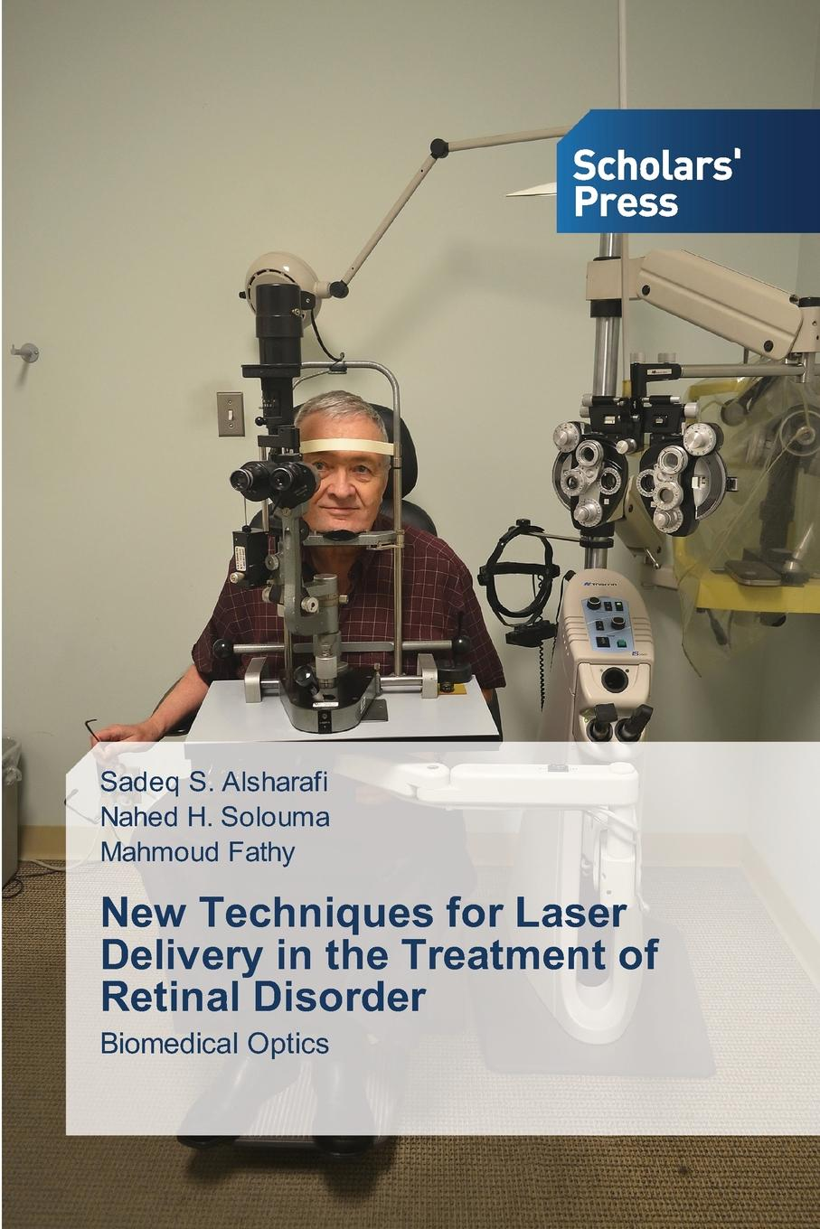 Alsharafi Sadeq S., Solouma Nahed H., Fathy Mahmoud New Techniques for Laser Delivery in the Treatment of Retinal Disorder laser treatment device watch laser therapy watch home use