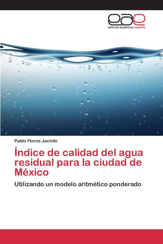 Flores Jacinto Pablo Indice de calidad del agua residual para la ciudad de Mexico agua de limonero