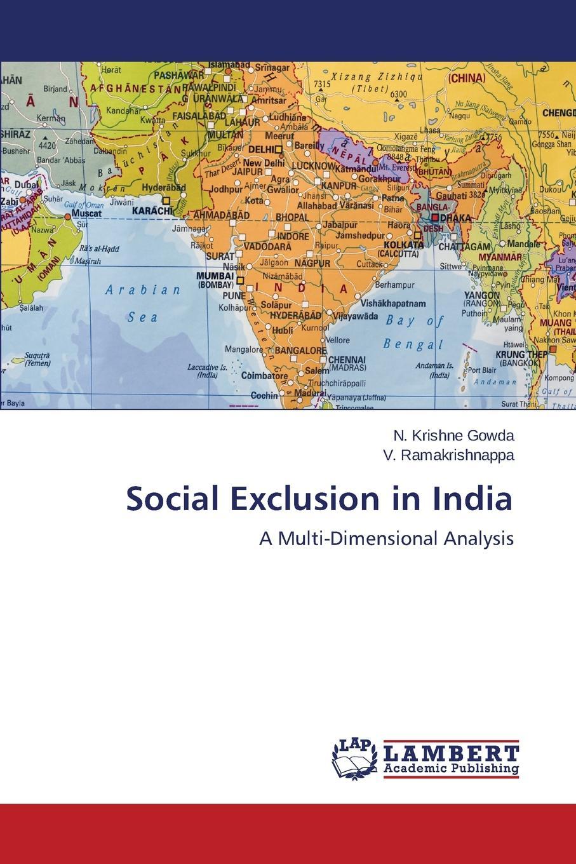 Krishne Gowda N., Ramakrishnappa V. Social Exclusion in India romani exclusion in france