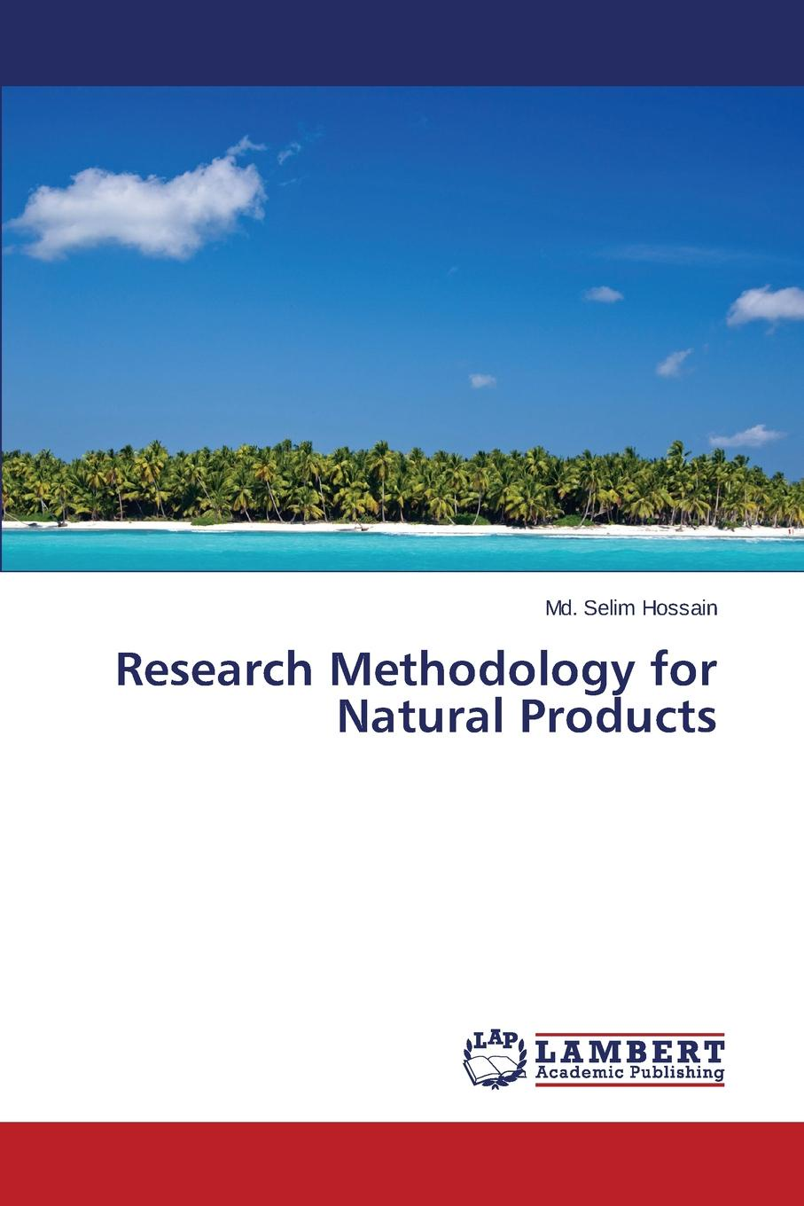 Hossain Md. Selim Research Methodology for Natural Products цена