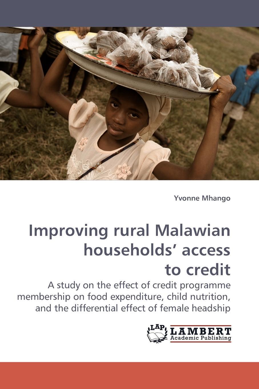 Yvonne Mhango Improving rural Malawian households. access to credit цена в Москве и Питере