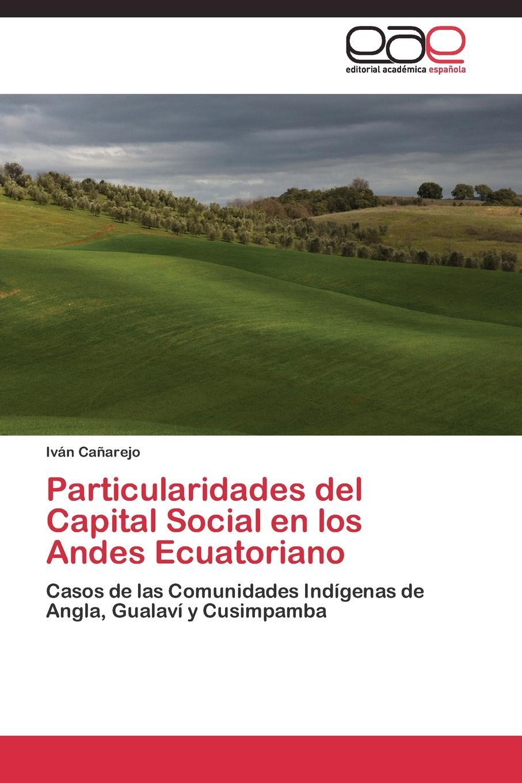 Cañarejo Iván Particularidades del Capital Social en los Andes Ecuatoriano capital inicial recife