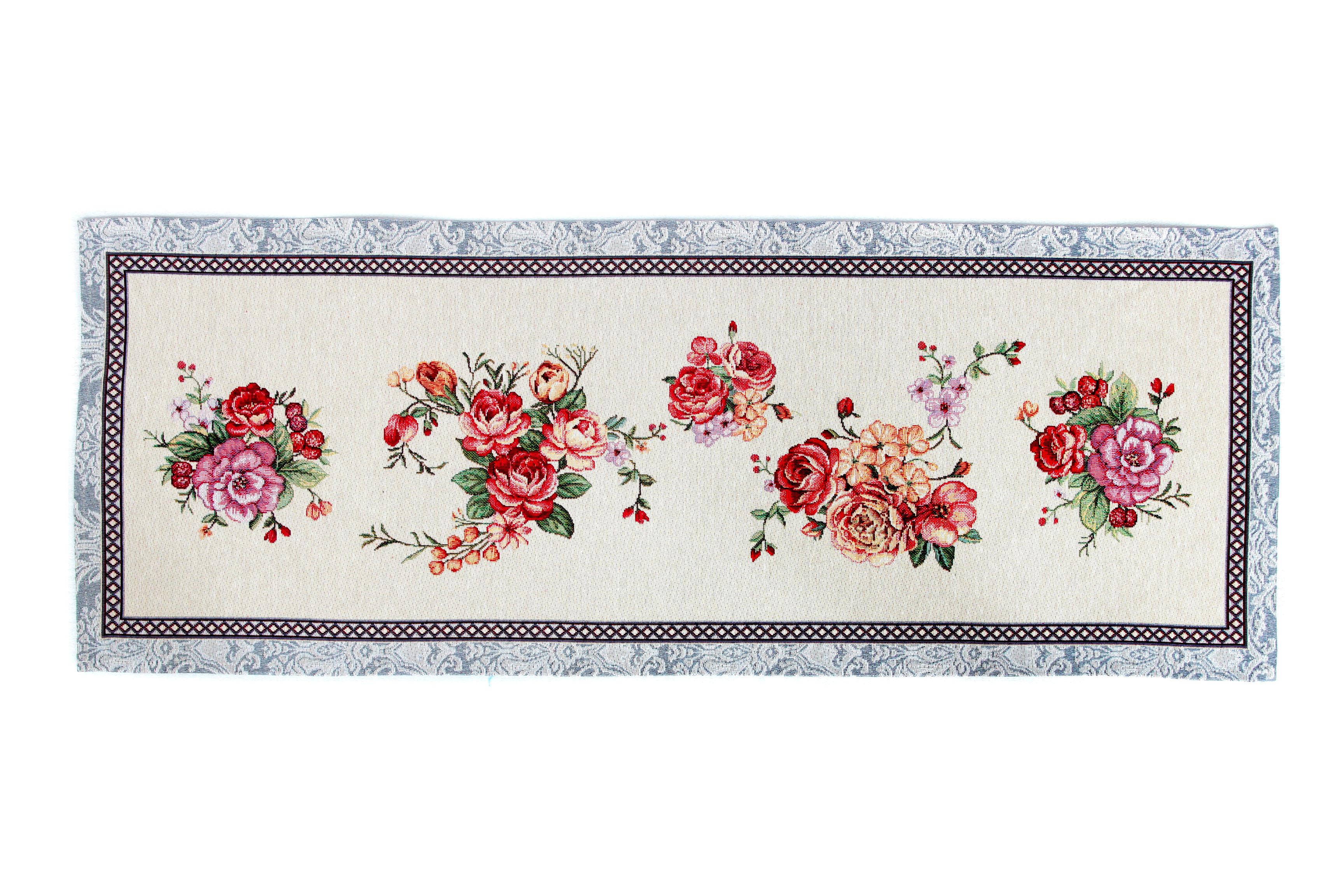 цена на Салфетка столовая Магазин гобеленов цветы, Гобелен