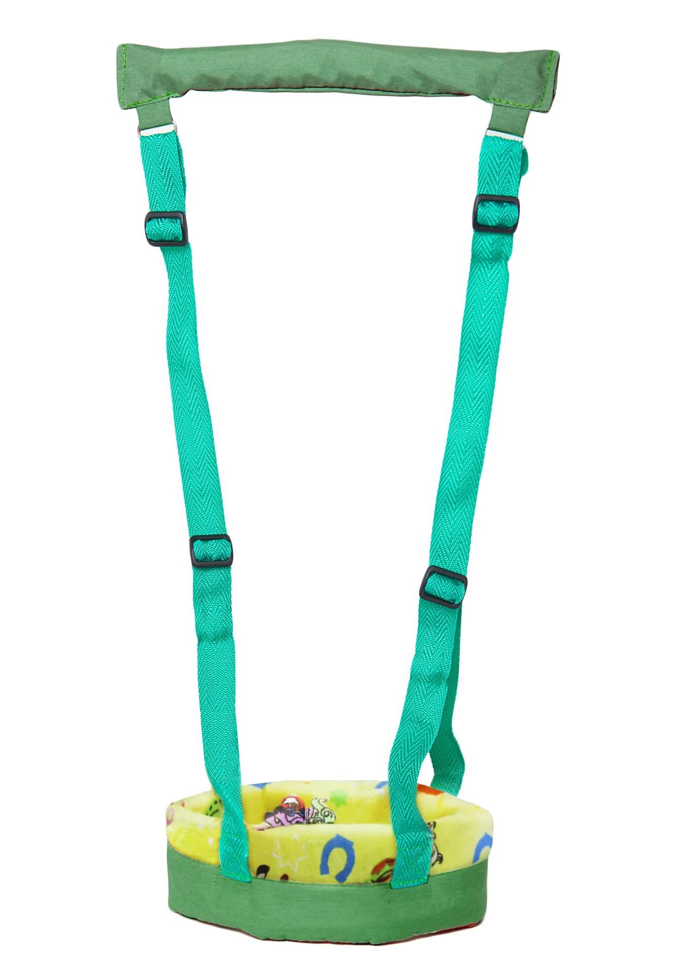 Вожжи-поводок Риббис Вожжи зеленый, желтый