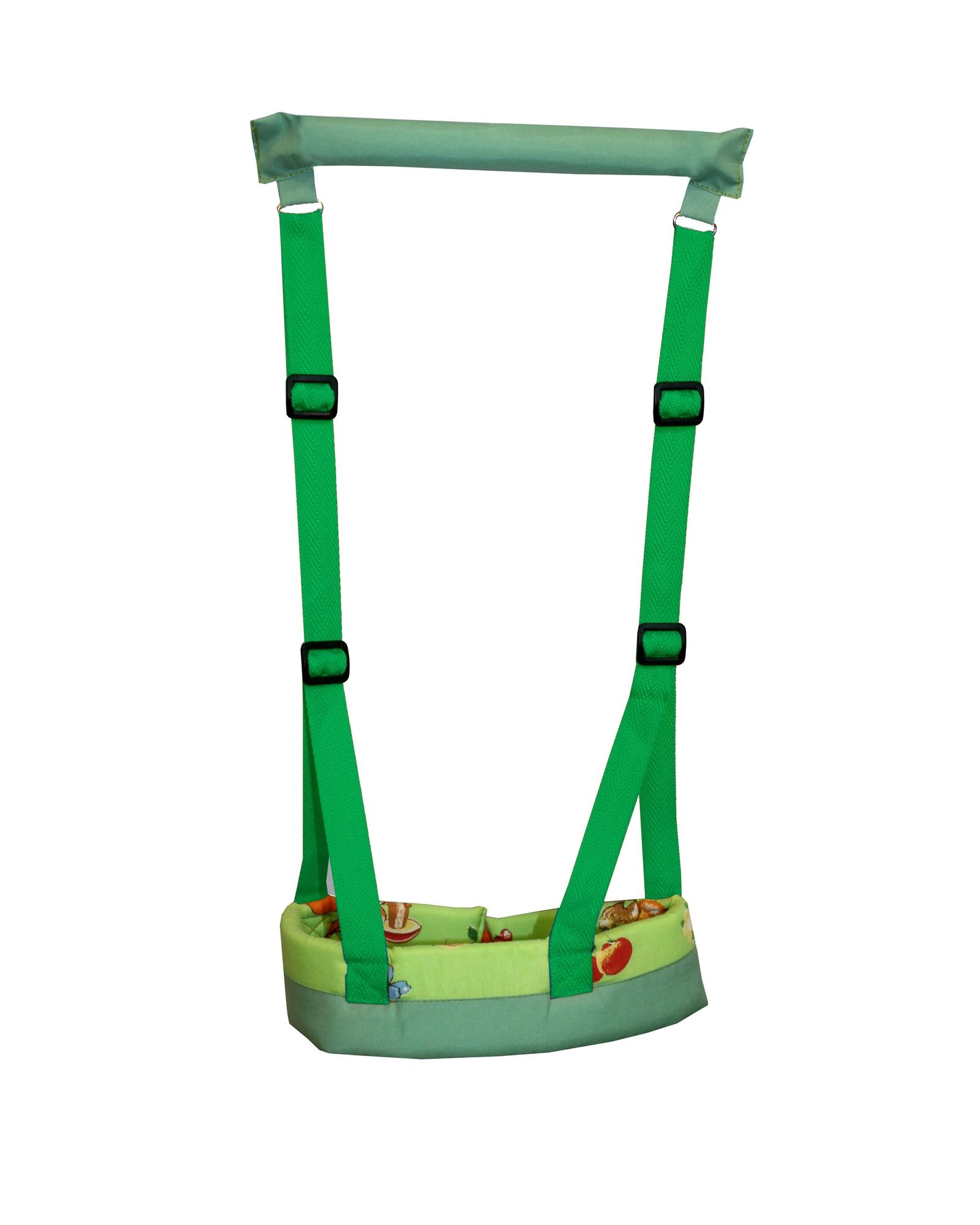 Вожжи-поводок Риббис Вожжи бирюзовый, зеленый