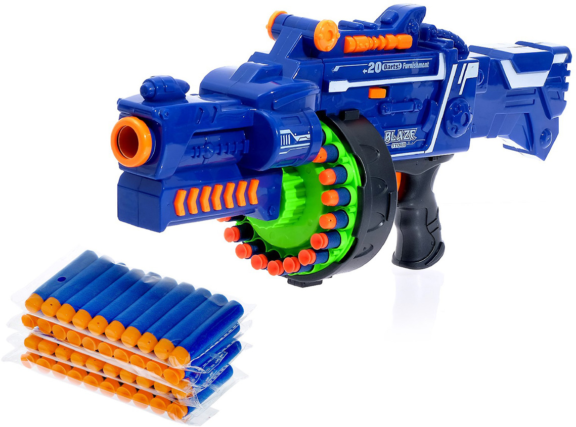 <b>Игрушечное оружие Бластер</b> Сармат, 3597218 — купить в ...