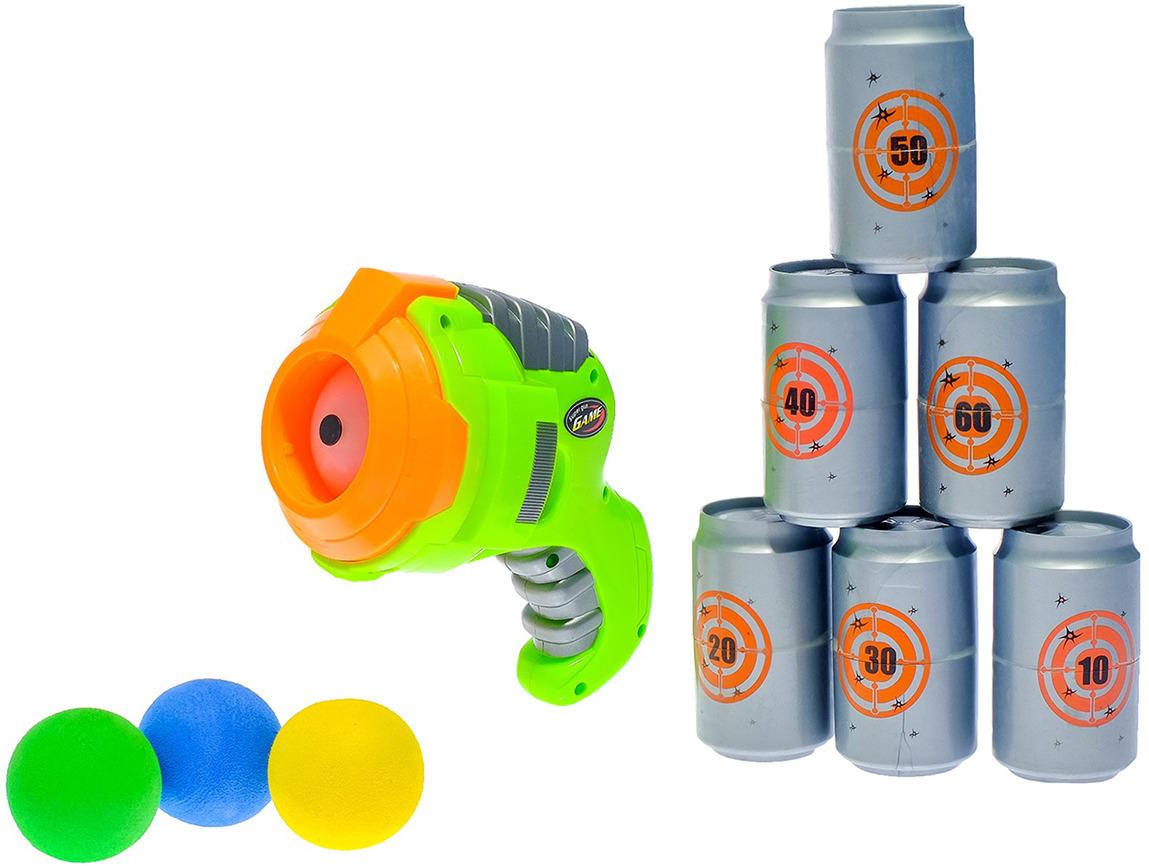 Игрушечное оружие Торнадо, 1565855 stellar пистолет с шариками цвет золотистый