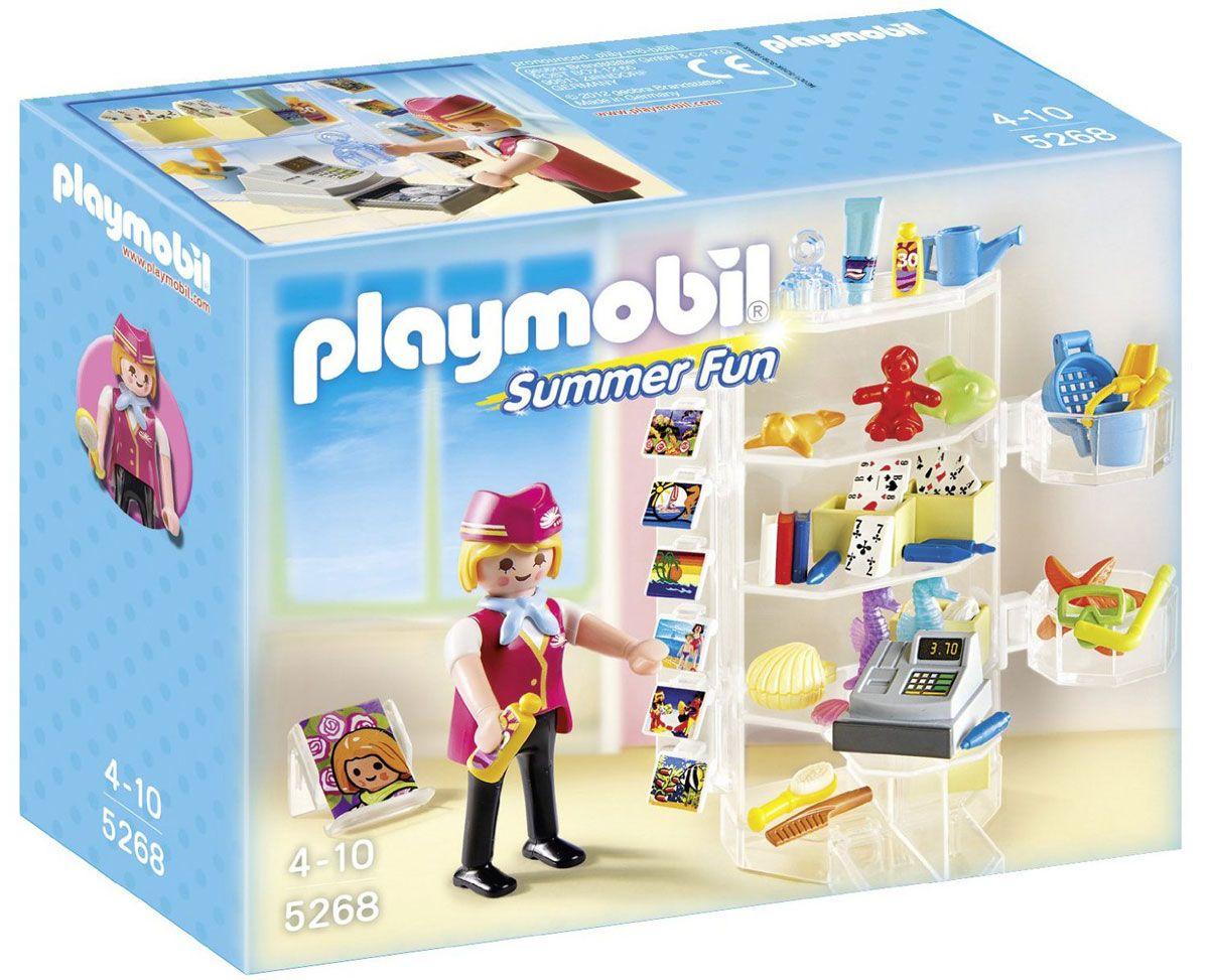 Игровой набор с куклой Playmobil 5268pm игровые наборы профессия hti кассовый аппарат smart