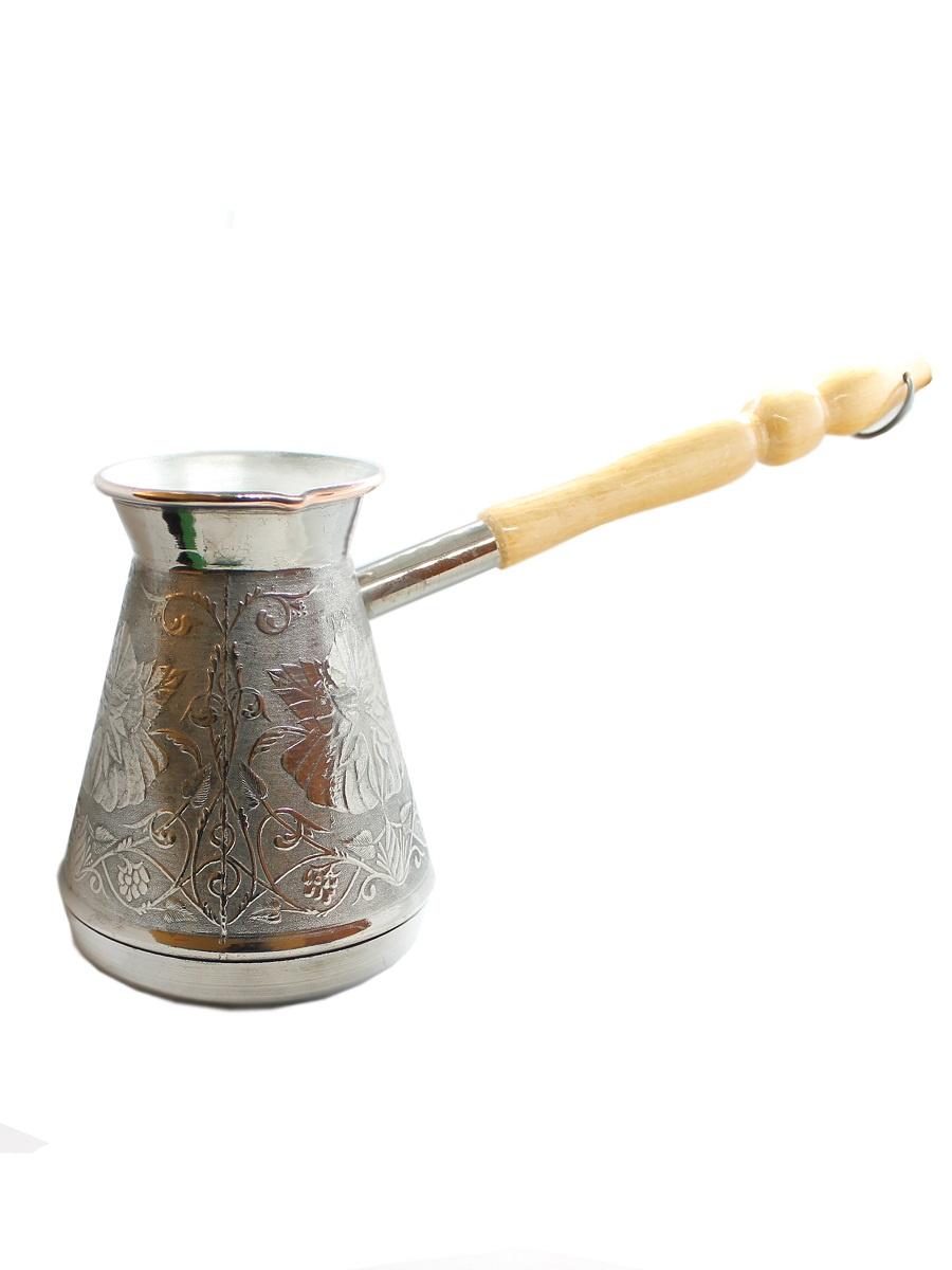 Турка Бергамот & Корица Цветок 600мл, медь турка пятигорск ko 2602 0 2л медь