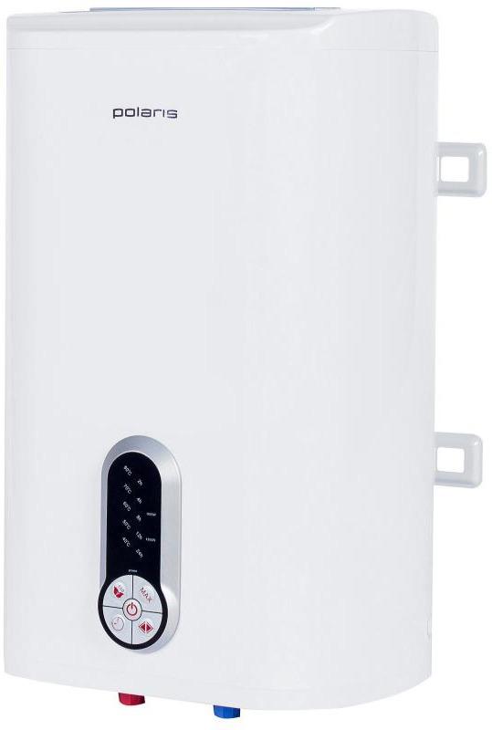 все цены на Водонагреватель Polaris FDPS RN 30 Vr, электрический, настенный, белый онлайн