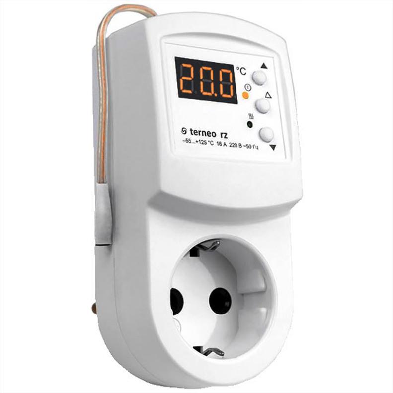 Регулятор теплого пола Terneo Терморегулятор rz-2 м стоимость