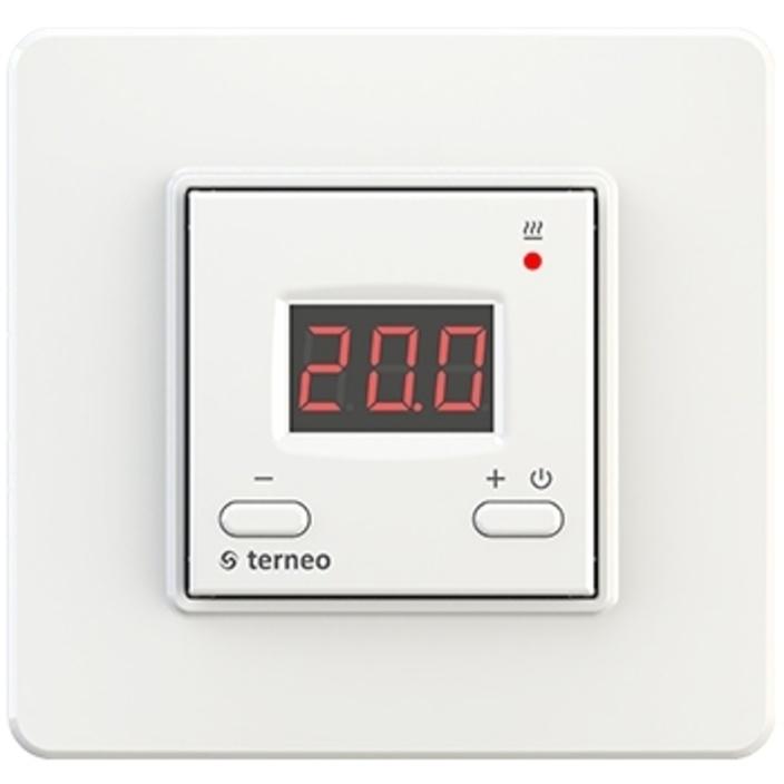 Регулятор теплого пола Terneo Терморегулятор ax регулятор теплого пола terneo терморегулятор pro