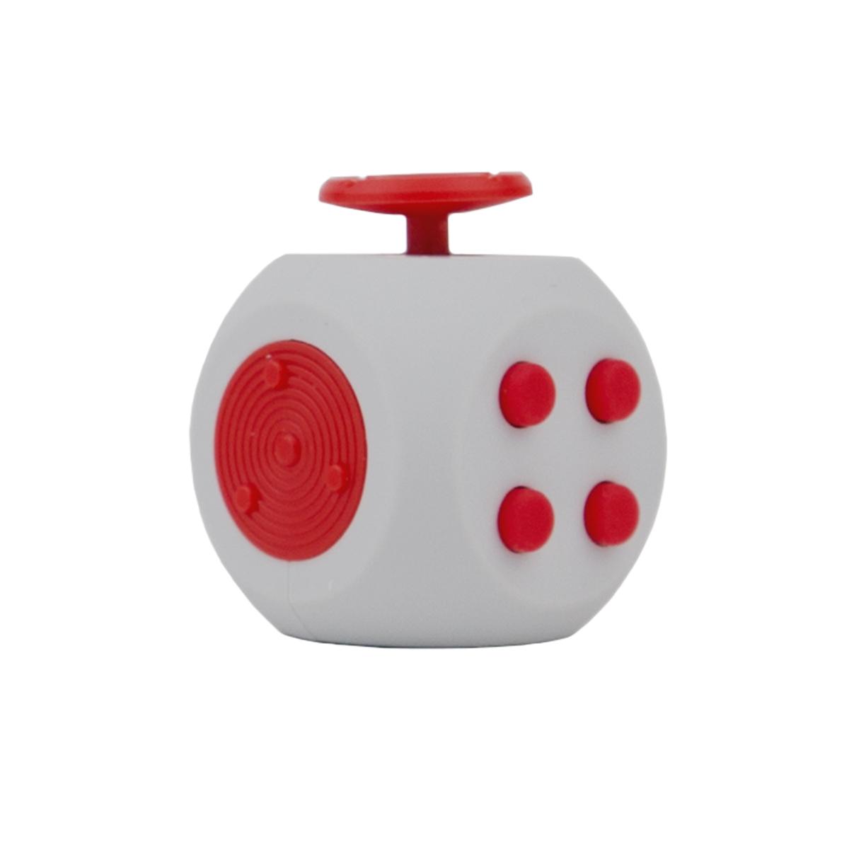 Игрушка антистресс Fidget Cube FC4001 игрушка антистресс fidget cube белый 6125