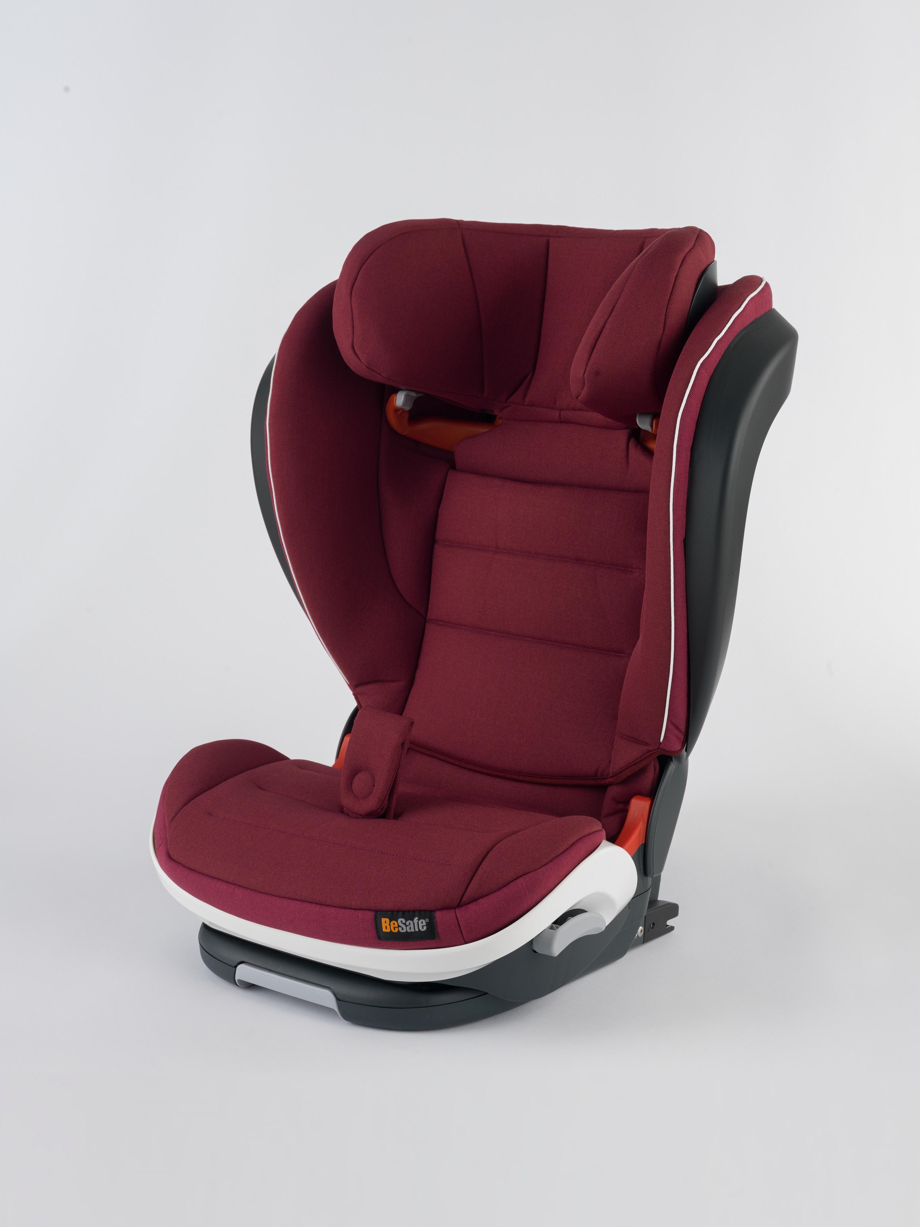 Автокресло BeSafe iZi Flex Fix i-Size