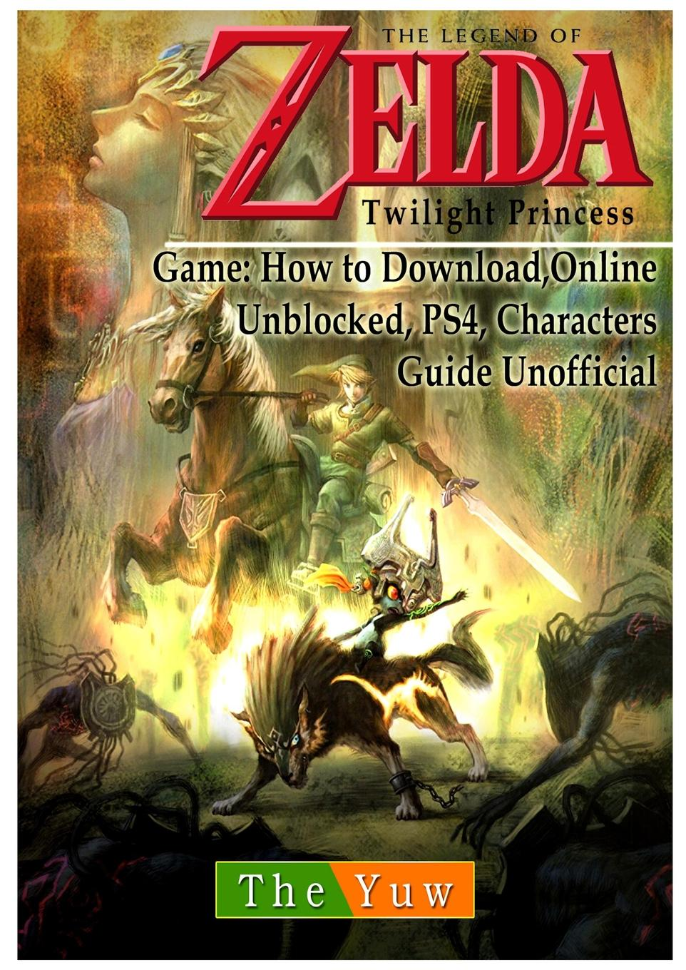 The Yuw Legend of Zelda Twilight Princess Game. Wii, Gamecube, 3DS, Walkthrough Guide Unofficial advanced game controller for gamecube ngc and wii black