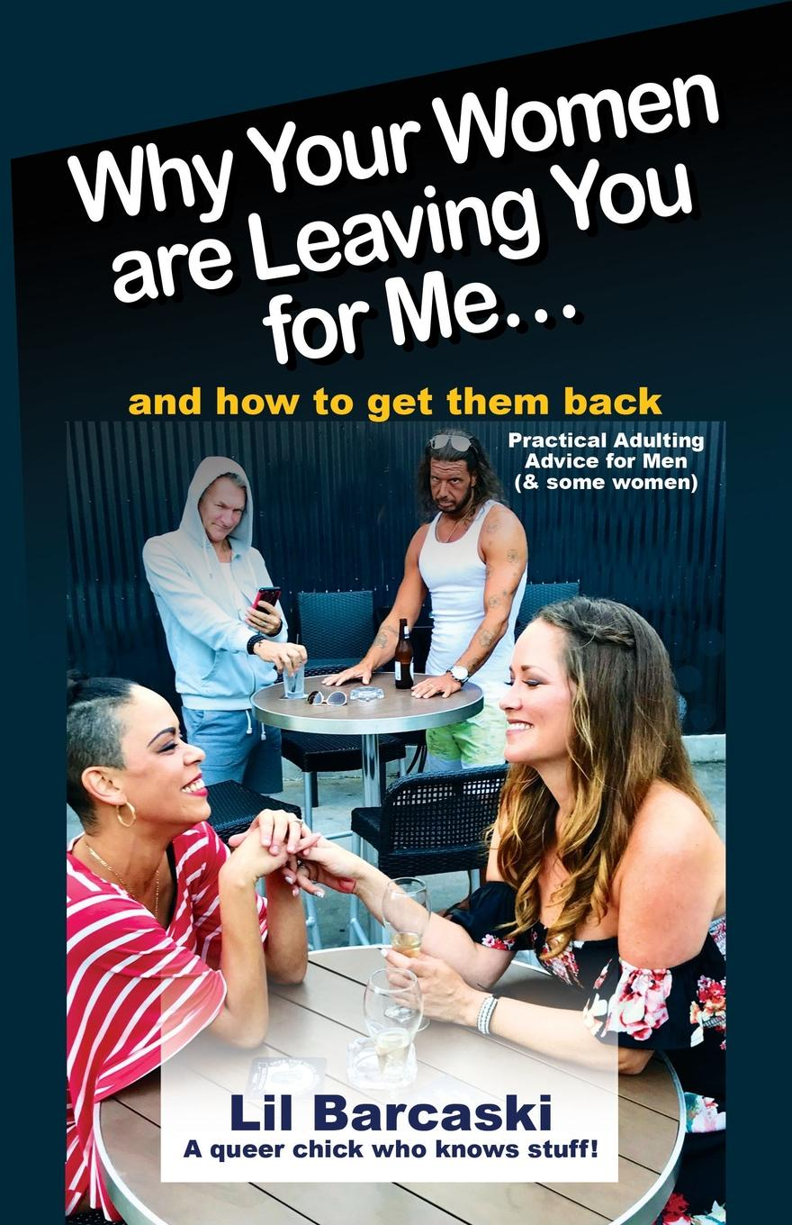 Lil Barcaski Why Your Women Are Leaving You For Me. Practical adulting advice for men (and some women). 50pcs lot ba08