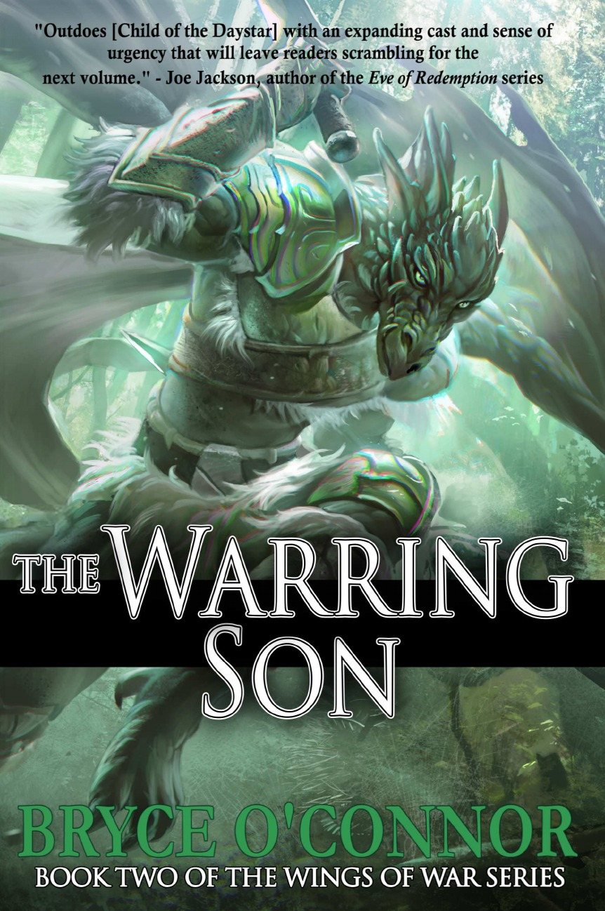 Bryce O'Connor The Warring Son
