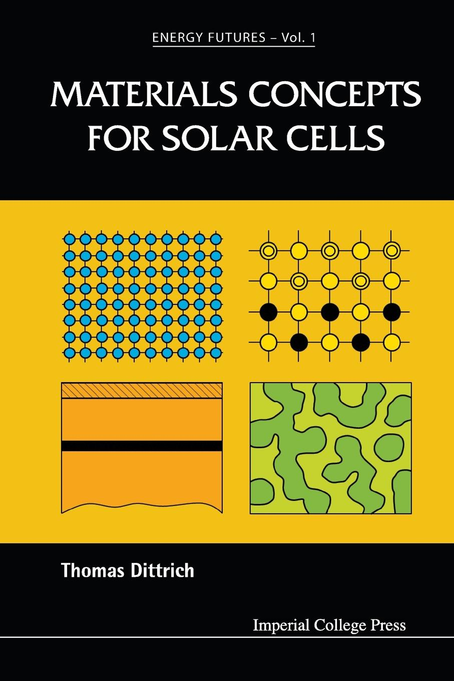 THOMAS DITTRICH Materials Concepts for Solar Cells цена
