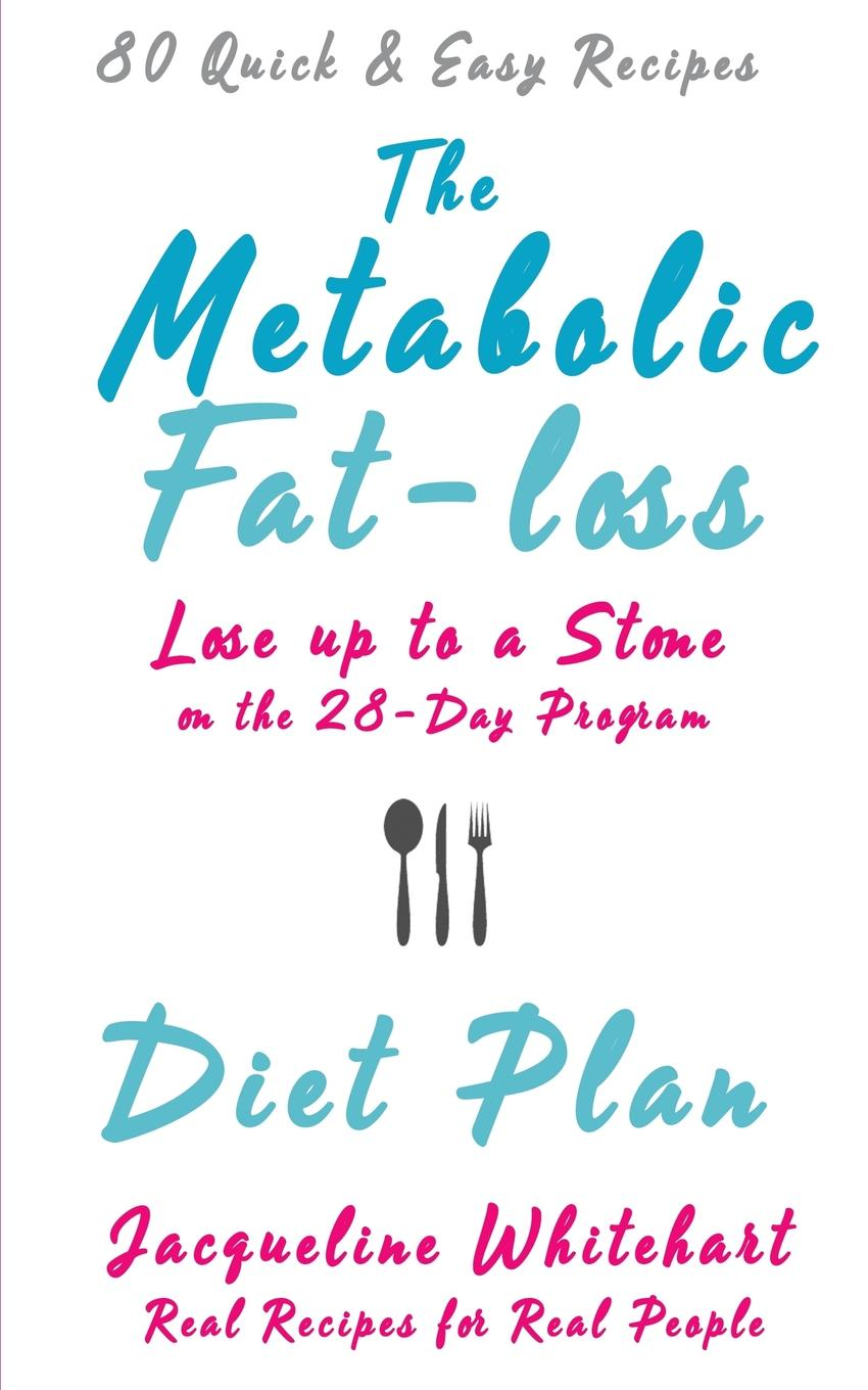 Jacqueline Whitehart The Metabolic Fat-loss Diet Plan cocktails fancy and delicious recipes for all tastes