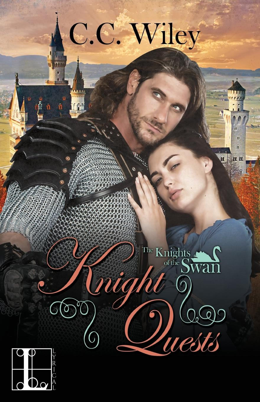 C.C. Wiley Knight Quests alison roberts in her rival s arms