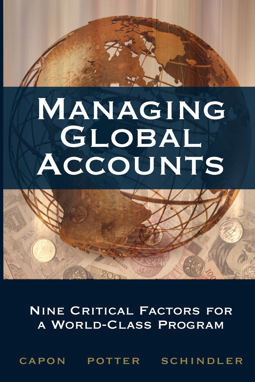 Noel Capon Managing Global Accounts noel cowen global history a short overview
