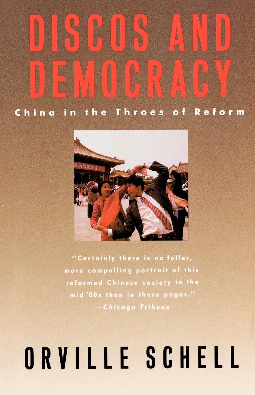 Фото - Orville Schell Discos and Democracy. China in the Throes of Reform 5pcs td62783apg tos dip 18 make in china