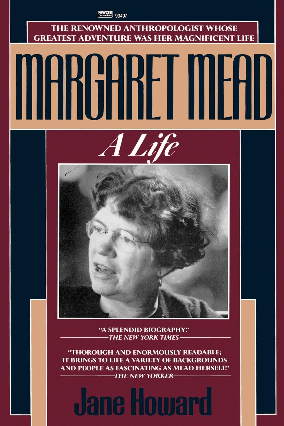 Jane Howard Margaret Mead. A Life august sander people of the 20th century page 7 page 9 page 7 page 9