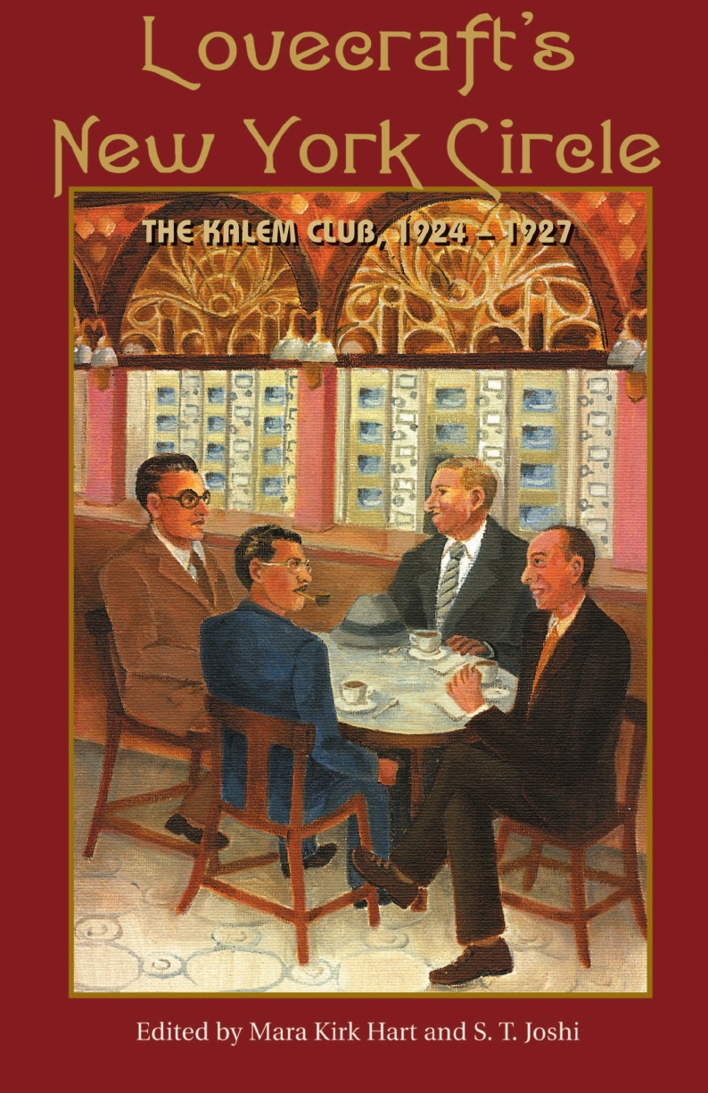 лучшая цена Lovecraft.s New York Circle. The Kalem Club, 1924-1927