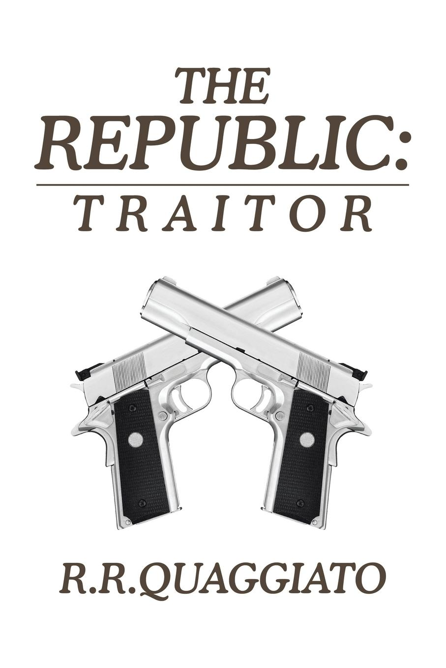 R.R. Quaggiato The Republic. Traitor teemzone wholesale