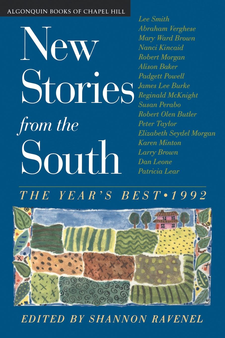 New Stories from the South 1992. The Year.s Best reginald yu lee tomas essentials of capacity management