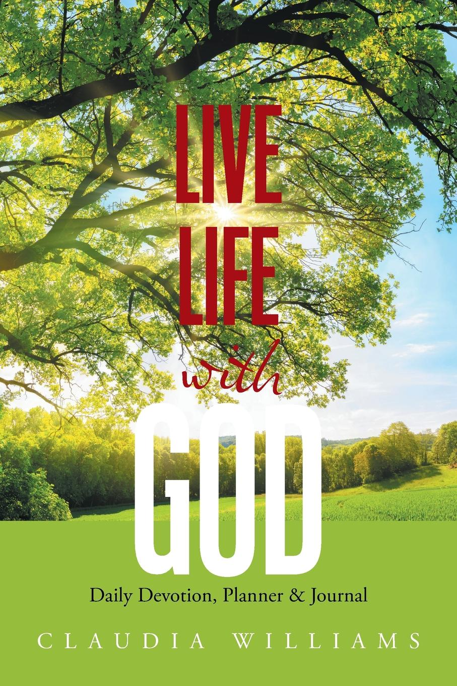 Claudia Williams Live Life with God. Daily Devotion, Planner . Journal kaylee berry lifestyle blog planner journal lifestyle blogging content planner never run out of things to blog about again