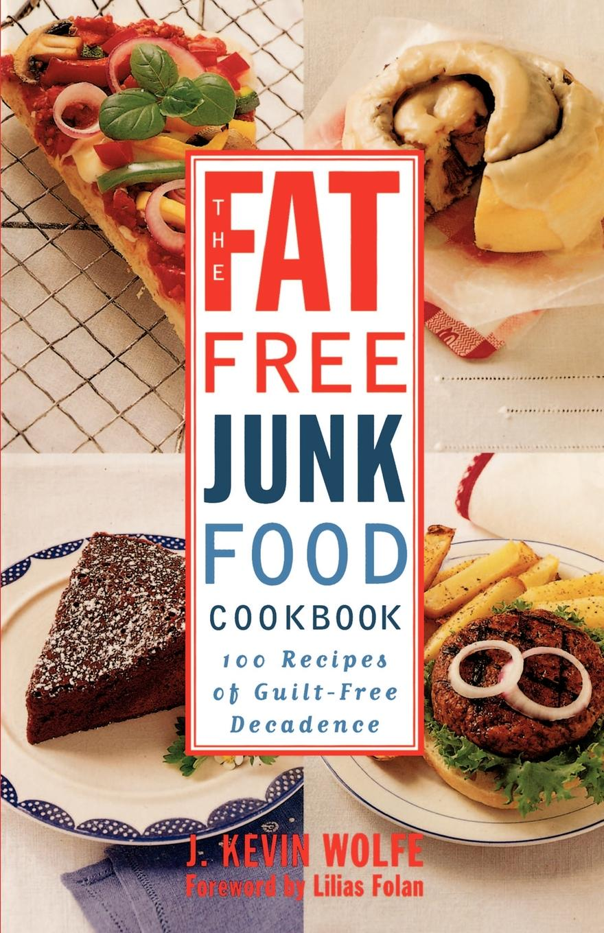 J. Kevin Wolfe The Fat-Free Junk Food Cookbook. 100 Recipes of Guilt-Free Decadence glare free screen protector with cleaning cloth for iphone 3g