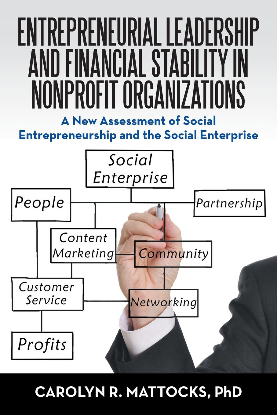 PhD Carolyn R. Mattocks Entrepreneurial Leadership and Financial Stability in Nonprofit Organizations. A New Assessment of Social Entrepreneurship and the Social Enterprise beth kanter the networked nonprofit connecting with social media to drive change