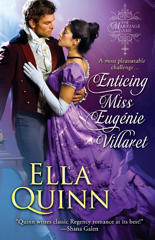 Ella Quinn Enticing Miss Eugenie Villaret susan mallery quinn s woman