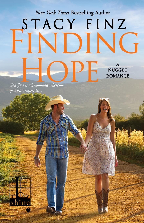 Stacy Finz Finding Hope цена в Москве и Питере