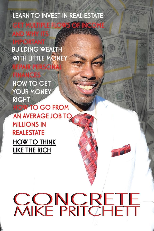 Mike Pritchett CONCRETE diana mugano 7 ways to retire wealthy plus bonus senior citizen jokes