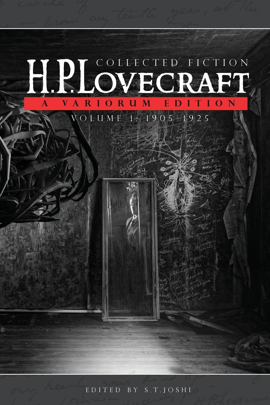 лучшая цена H. P. Lovecraft Collected Fiction Volume 1 (1905-1925). A Variorum Edition