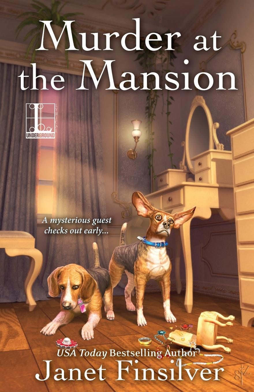 Janet Finsilver Murder at the Mansion foul play at the fair