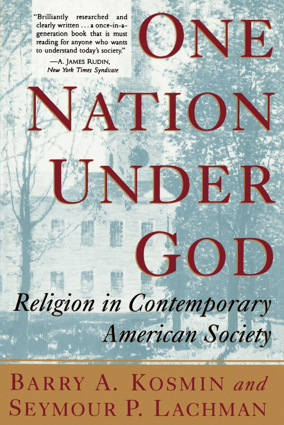Barry A. Kosmin, Seymour P. Lachman One Nation Under God. Religion in Contemporary American Society black panther a nation under our feet book 3