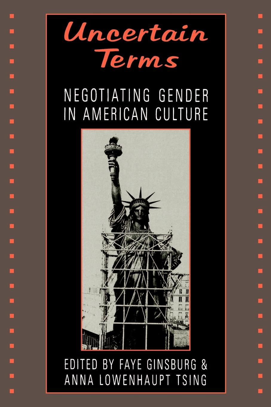 Uncertain Terms. Negotiating Gender in American Culture steven seidman contested knowledge social theory today