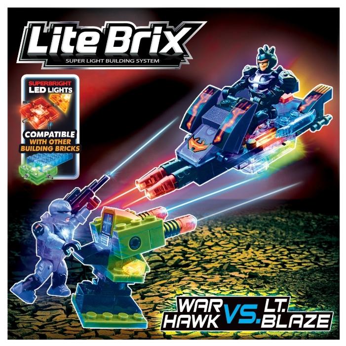 цена на Пластиковый конструктор Lite Brix 69076