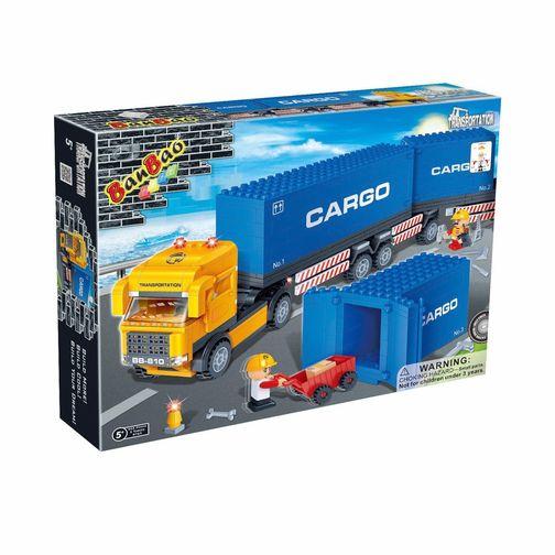 Пластиковый конструктор BanBao 32613 banbao конструктор джип 37 деталей