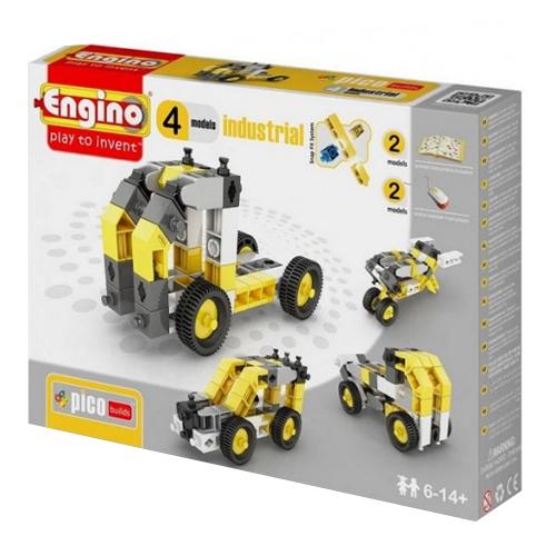 цена на Пластиковый конструктор Engino 31959